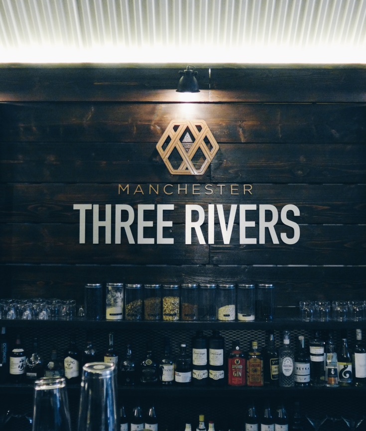 Manchester Three Rivers Gin Experience on allthatshecraves.com