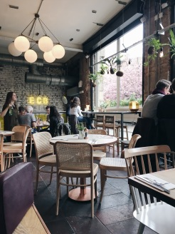 Evelyn's Cafe and Bar, Northern Quarter, Manchester ALLTHATSHECRAVES
