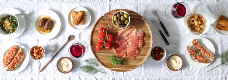 Catalan Feast Tapas on allthatshecraves.com