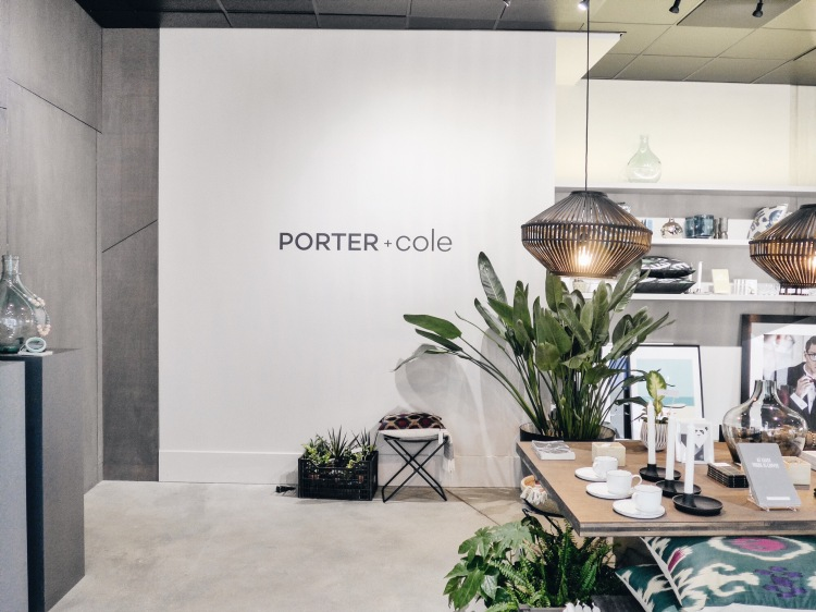 Porter + Cole Coffee Lounge and Lifestyle Store on allthatshecraves.com