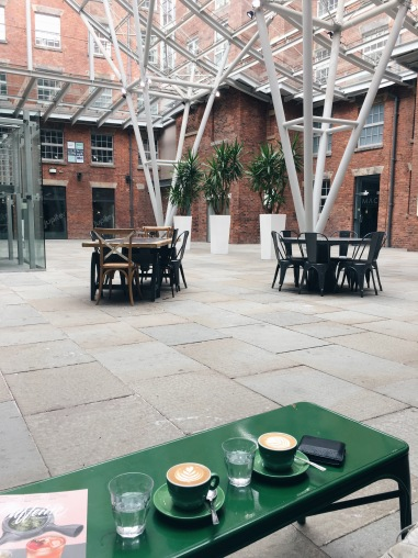 My top 5 coffee spots in Manchester on allthatshecraves.com