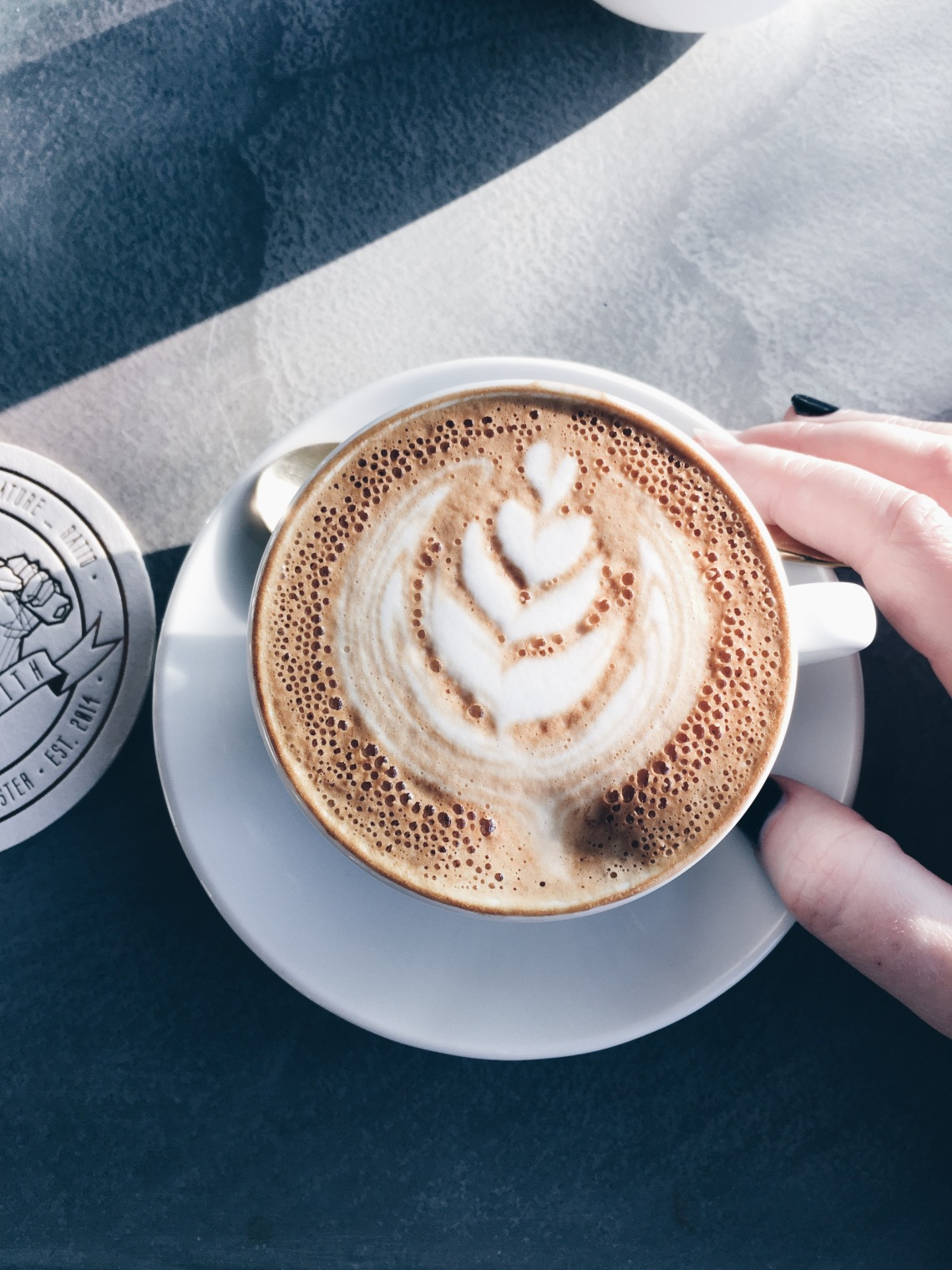 My Top 5 Coffee Spots in Manchester