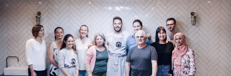 John Whaites' Kitchen Cookery School: Perfect Patisserie course, review