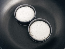 Sourdough Crumpets | recipe on allthatshecraves.com