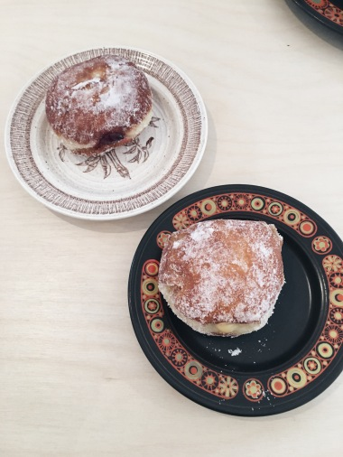 Siop Shop: the Northern Quarter's newest cafe, bakery and doughnut shop